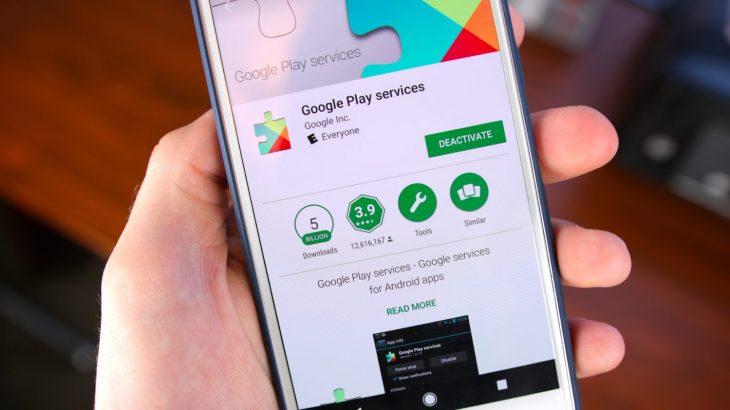 Google Play Services është aplikacioni i parë Android me mbi 5 miliard shkarkime