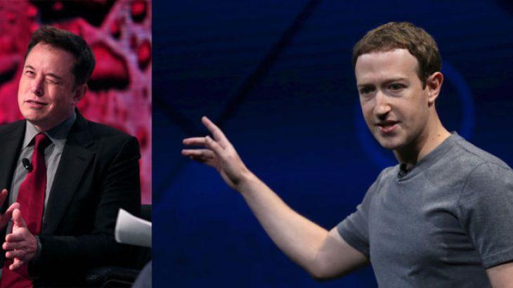 """Elon Musk: Kuptimi i Zuckerberg për inteligjencën artificiale është """"i kufizuar"""""""