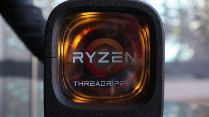 AMD prezantoi një procesor të ri Threadripper me 8 bërthama dhe kosto 549 dollar