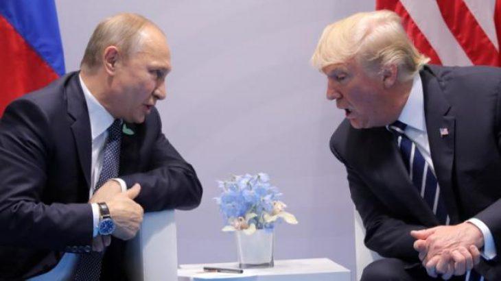 Trump dhe Putin diskutojnë ngritjen e një qendre të përbashkët të sigurisë kibernetike