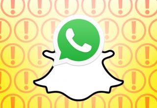 WhatsApp numëron 1 miliard përdorues në ditë ndërsa kloni i Snapchat 250 milion