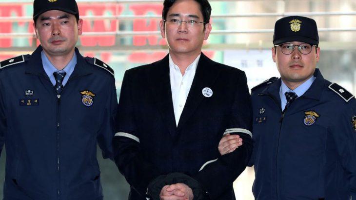 Lideri i grupit Samsung Jay Y. Lee dënohet me 5 vite burgim për korrupsion