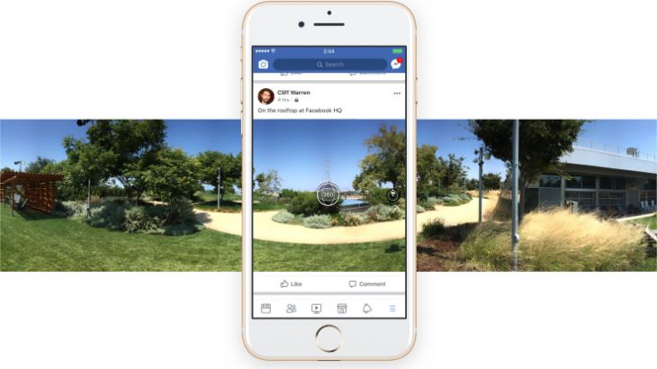 Facebook sjell fotot 360 gradëshe në telefonin tuaj: Ja sesi ti realizoni