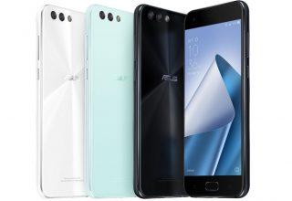 """Asus prezantoi familjen e """"çmendur"""" të Zenfone 4 me kamera duale të pasme dhe selfie"""