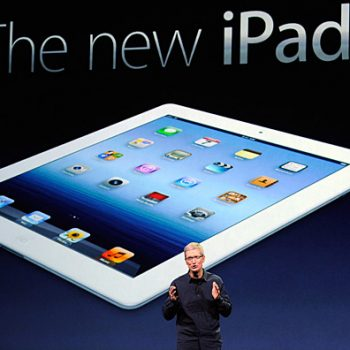 iPad është rikthyer