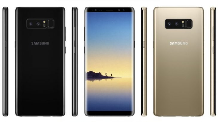 Samsung publikoi një video reklamë të Galaxy Note 8-ës