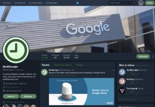 """Twitter eksperimenton me """"Night Mode"""" për desktopët"""