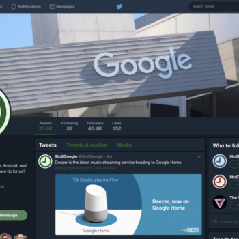 "Twitter eksperimenton me ""Night Mode"" për desktopët"