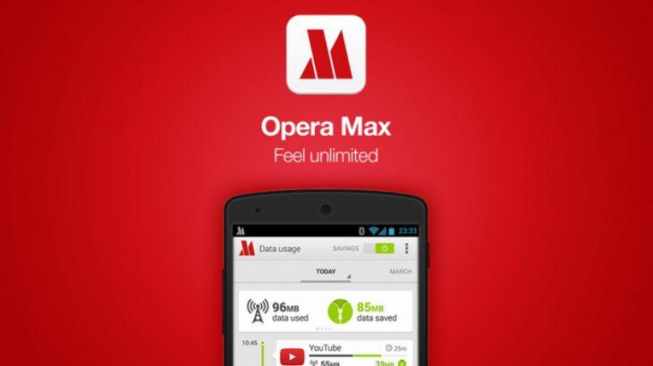 Opera mbyll dhe tërheq aplikacionin Opera Max nga Play Store