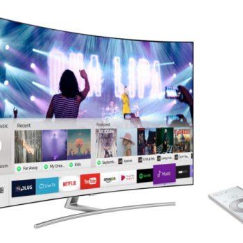 Samsung integron Shazam në televizorët e 2017-ës