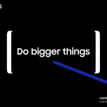 Liveblog: Samsung prezanton Galaxy Note 8-ën