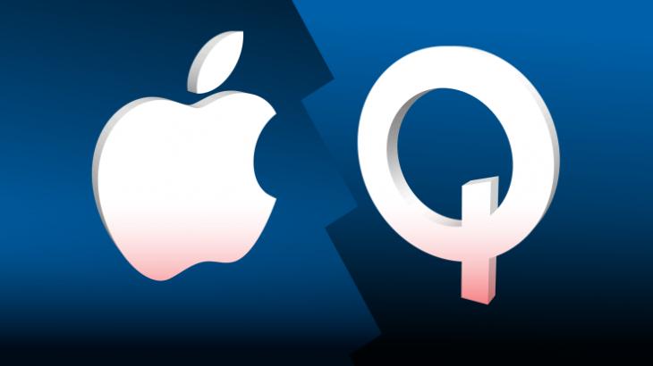 Apple ka shkelur tre patenta të Qualcomm thotë një gjykatë Amerikane