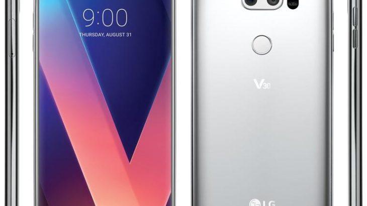 Kjo është LG V30-ta