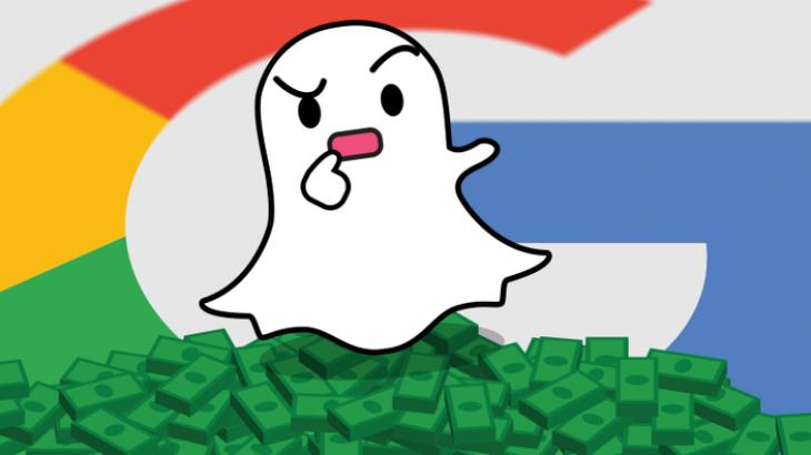 Raport: Google ka ofruar 30 miliard dollar për blerjen e Snapchat
