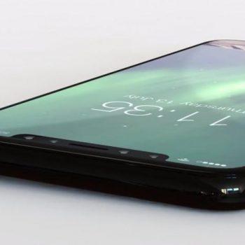 Apple konfirmon aksidentalisht ekranin masiv të iPhone 8-ës