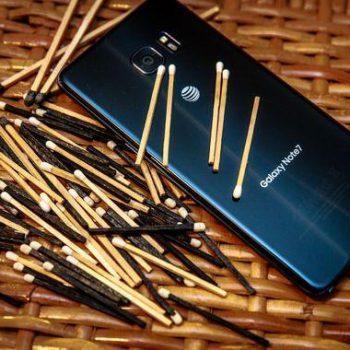 Një tjetër telefon Galaxy shfaq probleme me bateritë
