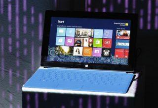 Produktet Microsoft Surface dështojnë në testet e qëndrueshmërisë