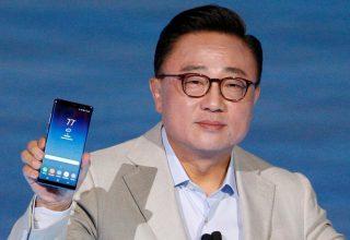 Samsung prezantoi Galaxy Note 8-ën me shpresën për të groposur të kaluarën