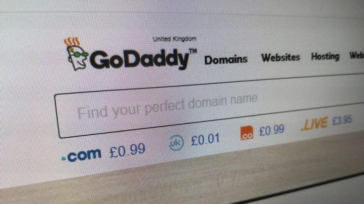 GoDaddy shpall luftë uebsajteve neo-naziste