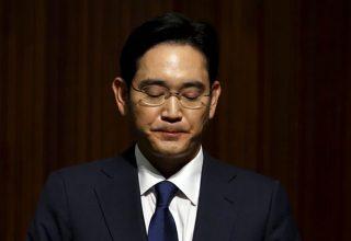 Prokurorët kërkojnë 12 vite burgim për liderin e grupit Samsung