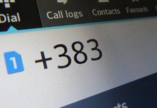Kodi telefonik +383 i Kosovës hyn në funksion në Qershor të 2018-ës