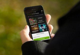 Spotify arriti 60 milion përdorues me pagesë