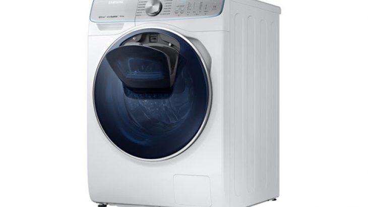 Samsung Përgjysmon Kohën e Larjes së Rrobave me Teknologjinë Inovatore QuickDriveTM