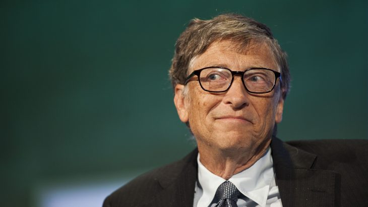 Bill Gates përdor një telefon Android