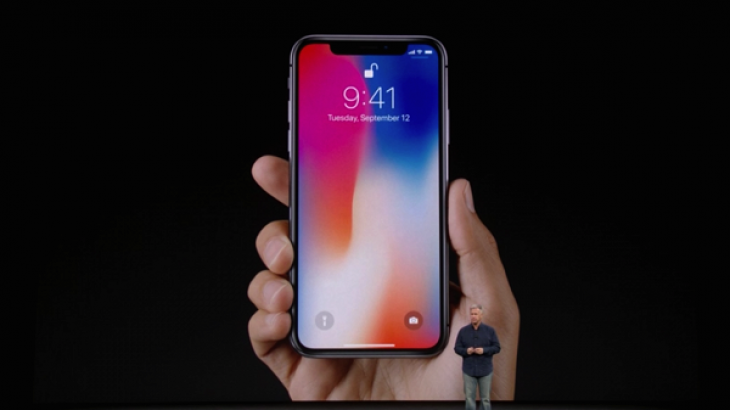 Apple prezantoi telefonin e dekadës, iPhone X