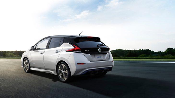 Nissan prezantoi gjeneratën e re të makinës elektrike Leaf
