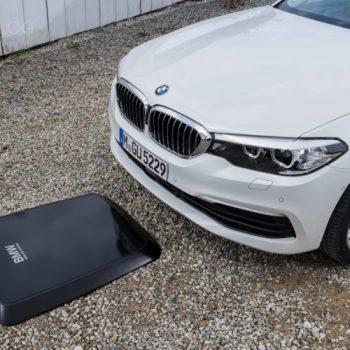 BMW prezanton teknologjinë e ngarkimit wireless për makinat
