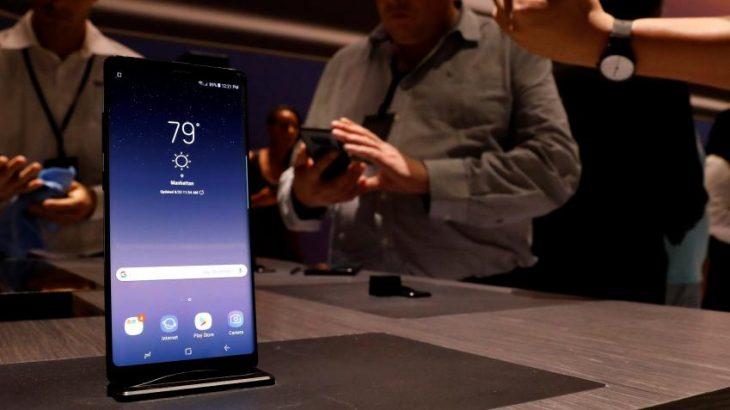 Samsung: Shitjet e Galaxy Note 8-ës 2.5 herë më të larta sesa Note 7