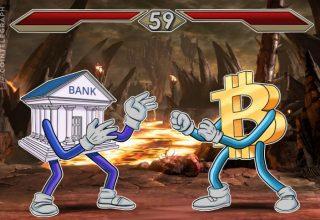 Bankat e mëdha kërkojnë shkatërrimin e Bitcoin, përpara se Bitcoin ti shkatërrojë ato