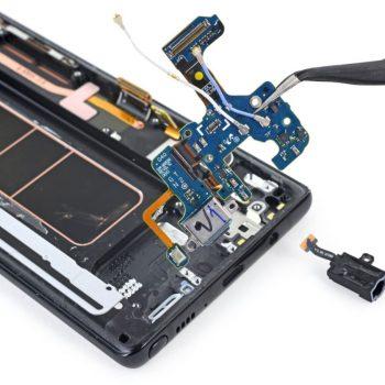 Riparimi i Galaxy Note 8-ës: iFixit vlerëson flagshipin e Samsung me notën 4