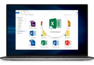 Google zëvendëson Drive me Backup & Sync në desktop