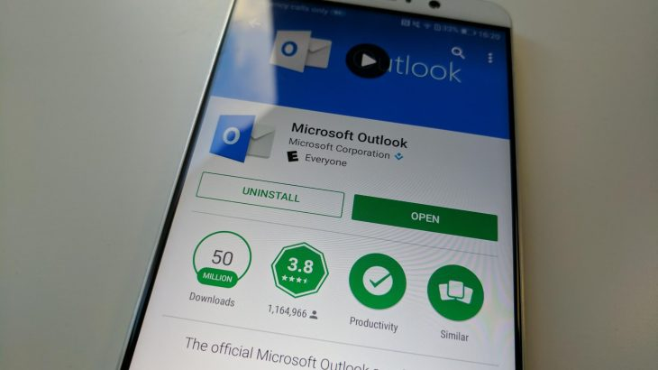Microsoft Outlook rikthehet normalitetit pas dy ditësh ndërprerje