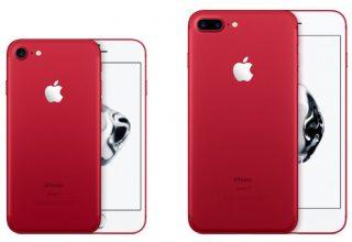 Apple nuk shet më modelet në ngjyrë të kuqe të iPhone 7 dhe 7 Plus