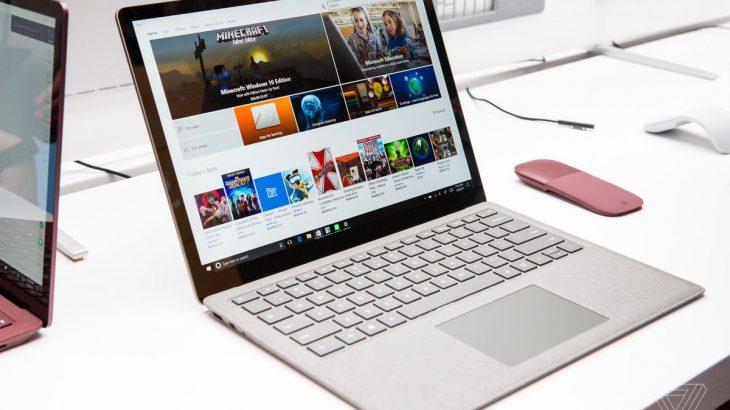 Microsoft prezantoi 365 Education së bashku me disa laptopë Windows 10 S