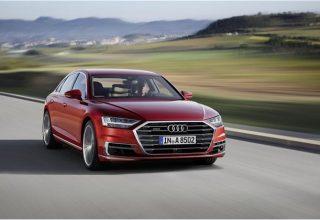 Audi udhëheq përpjekjet në makinat autonome me modelin e ri A8