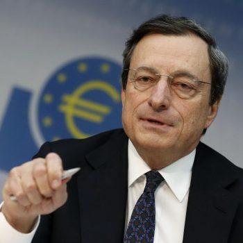 Banka Qendrore Evropiane nuk fuqi rregulluese ndaj monedhave virtuale tha presidenti Mario Draghi