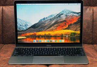 Apple publikon macOS High Sierra