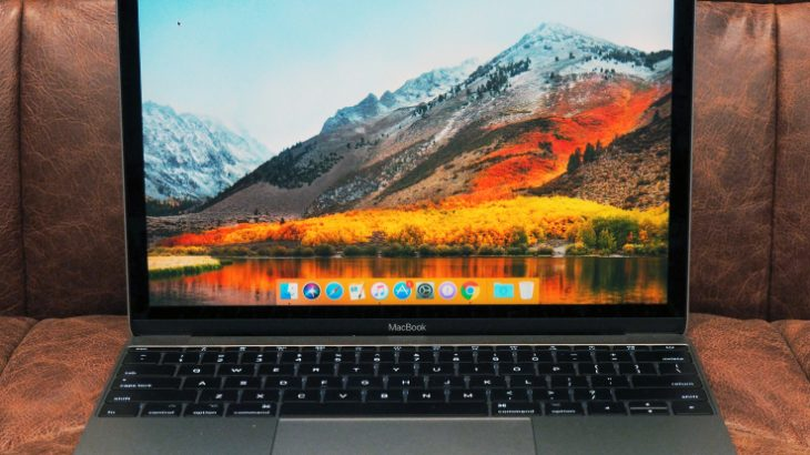 Apple publikon macOS High Sierra
