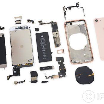 Kostoja e prodhimit të iPhone 8 është 247 dollar