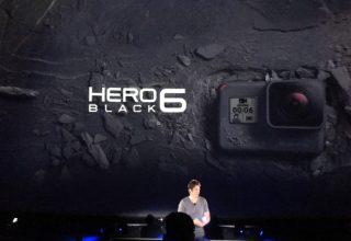 GoPro prezantoi kamerën e re të aksionit Hero6