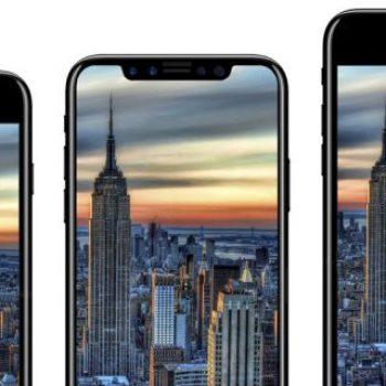 iPhone-t e rinj të Apple do të quhen iPhone 8, iPhone 8 Plus dhe iPhone Edition