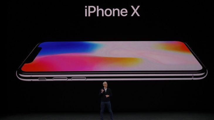 """Të gjithë i referohen iPhone X si iPhone """"Eks"""" edhe pse Apple e quajti iPhone 10"""