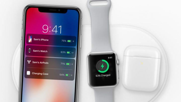 Ngarkuesi wireless Apple AirPower mbërrin në 2018-ën