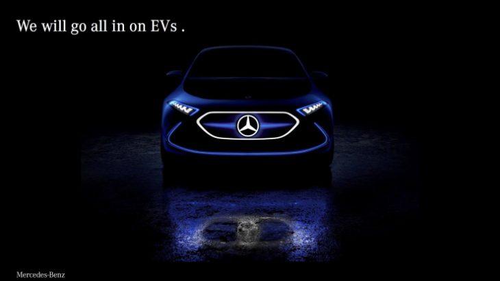 Mercedes-Benz elektrifikon tërë linjën e makinave deri në 2022