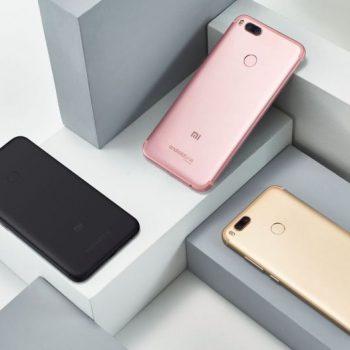 Google në bashkëpunim me Xiaomi prezantuan telefonin më të ri Android One