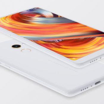 Xiaomi prezantoi gjeneratën e dytë të telefonit pa skaje Mi Mix